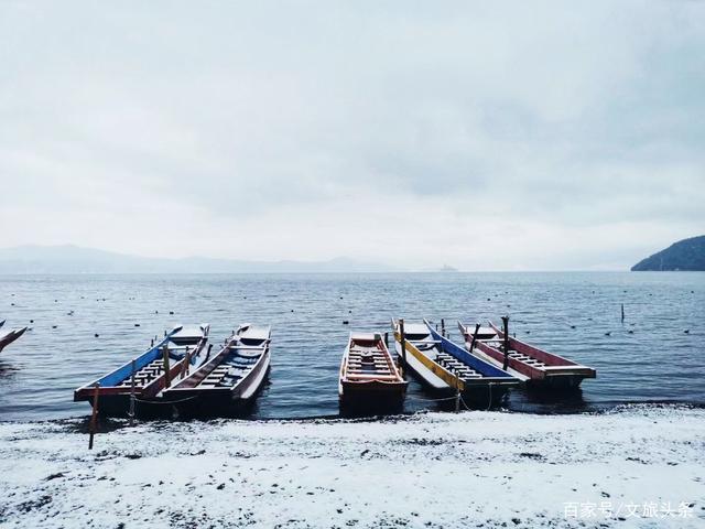 這里有麗江最美雪景圖!讓你一次看個夠!