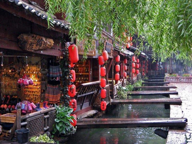 超美的城市麗江,去麗江旅游一定要去拍照的四個地方!