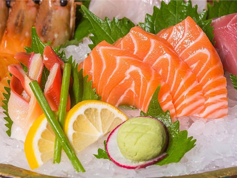 求購新鮮三文魚