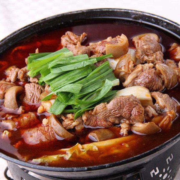 黑山羊火鍋