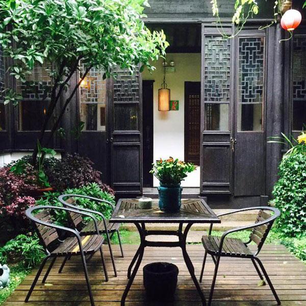 藝術花園客棧