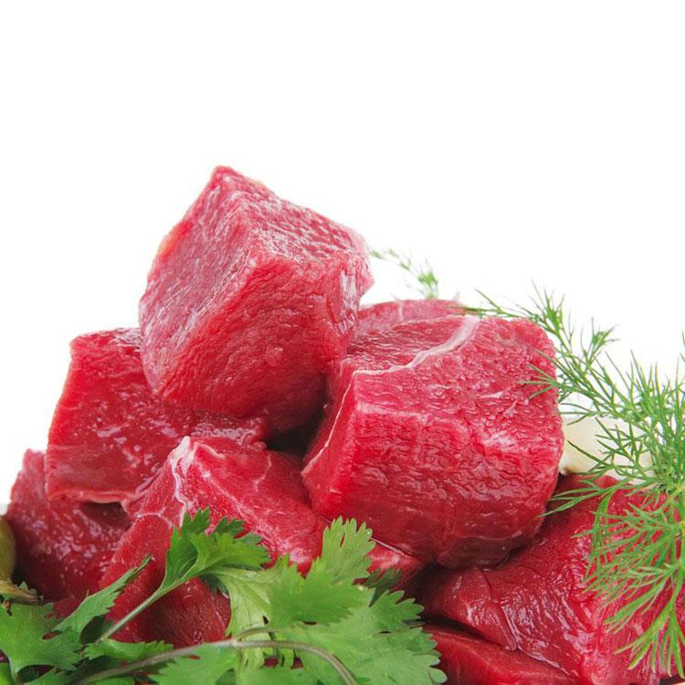 牛肉 牛肉新鲜 黄牛肉 黄牛腿肉