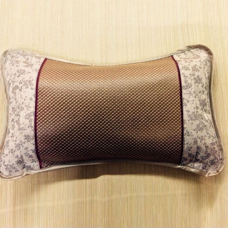 棕榈枕头 可订制天然棕榈枕头手工无胶棕枕头