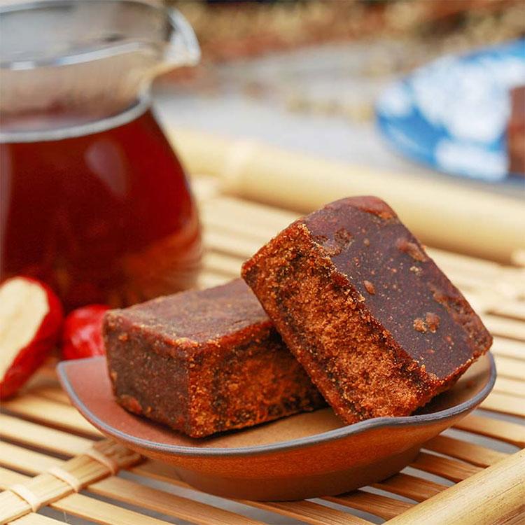 红糖 纯手工黑糖月经产妇月子红糖