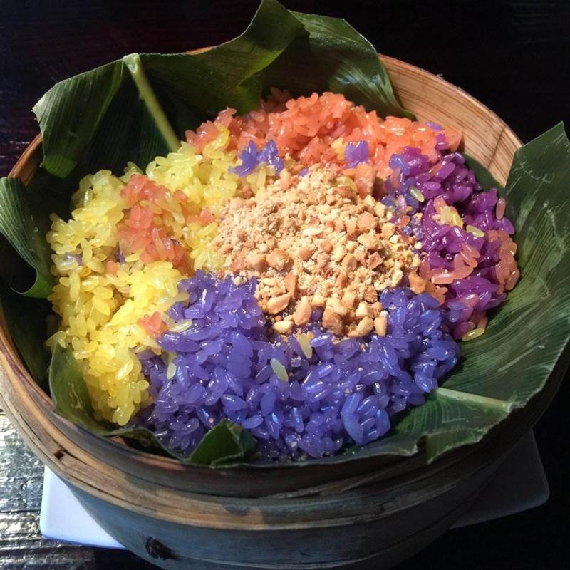 双江七彩米饭