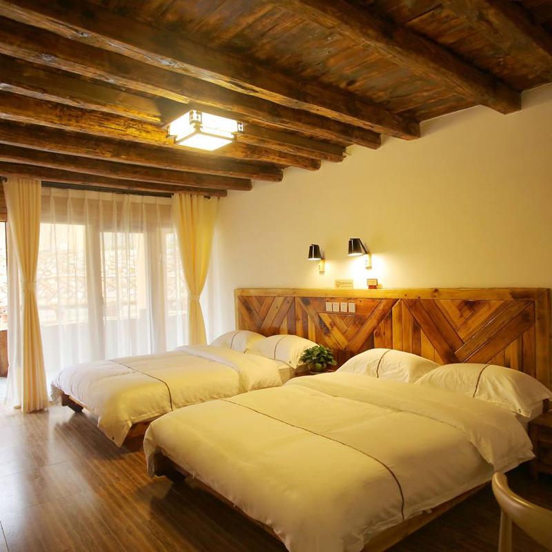 民宿標準雙床房