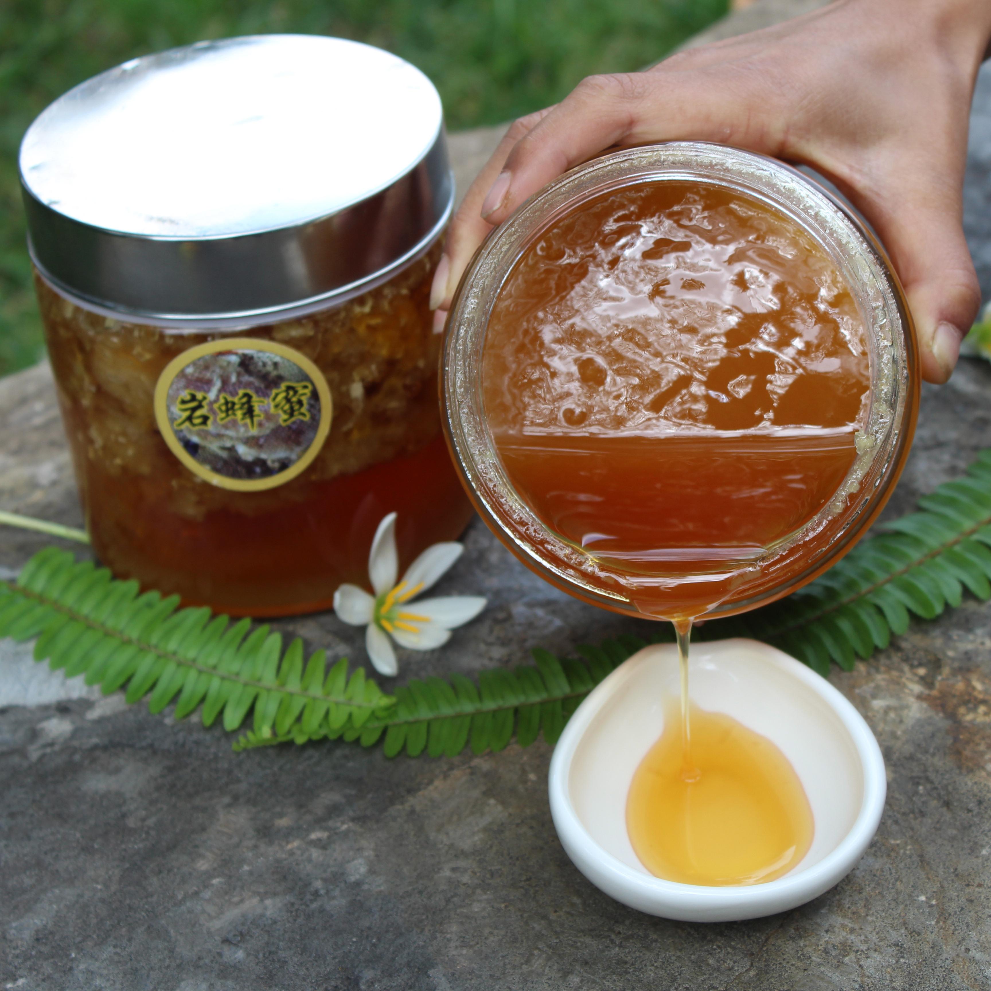 野生蜂蜜(岩蜂蜜)