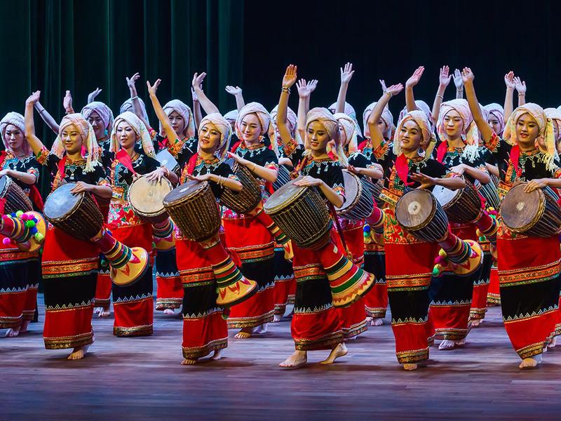 云南大理洱源县:学习民族歌舞 传承民族文化