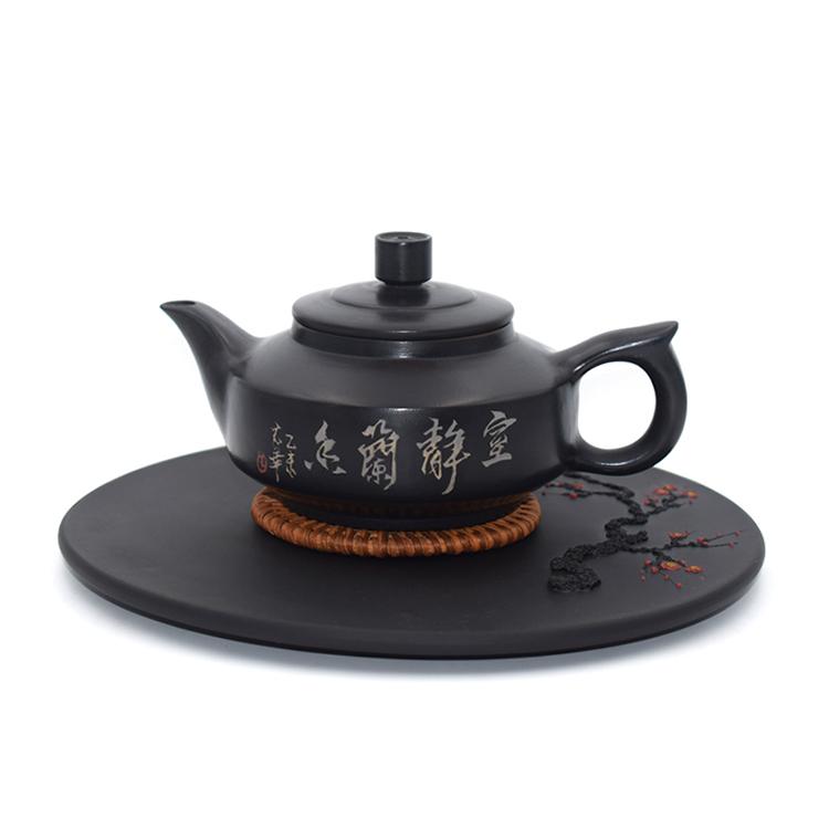 建水紫陶茶壶
