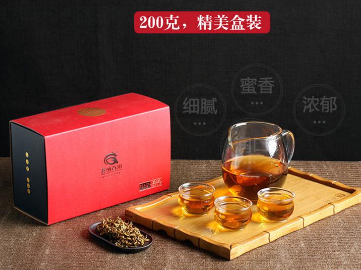 滇红茶特技礼盒装