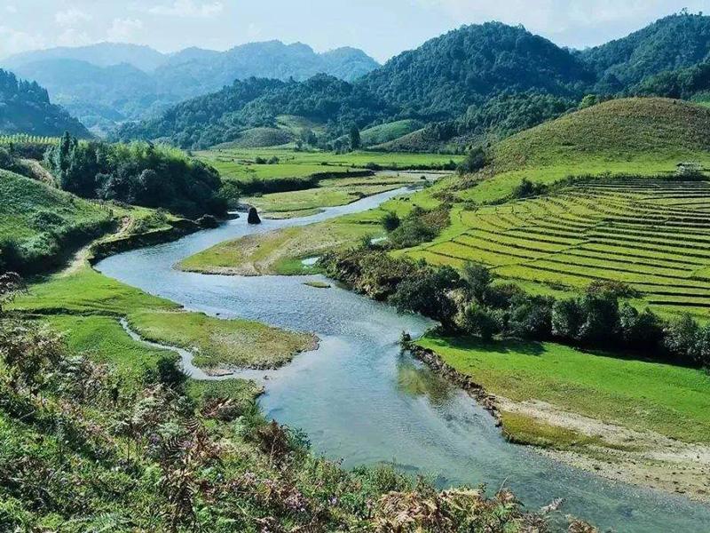 盈江那邦:邊疆特色黨建引領興邊富民路