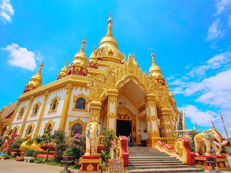 中緬邊陲,孔雀之鄉,云南德宏最美的六個旅游景點
