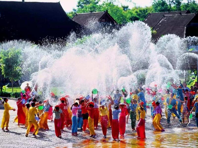 德宏暫緩舉辦潑水節等民族節日活動