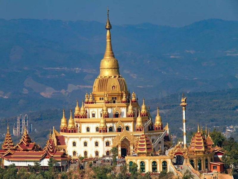 傣族世居之地,中緬邊境最美之城,瑞麗最值得游玩的六個旅游景點