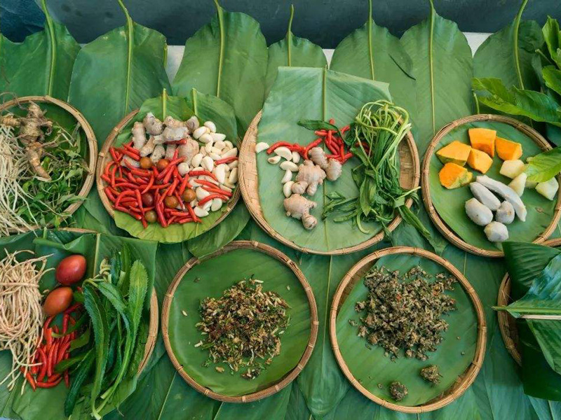 去云南德宏,不知道該吃什么,朋友說這五種美食都應該嘗一下