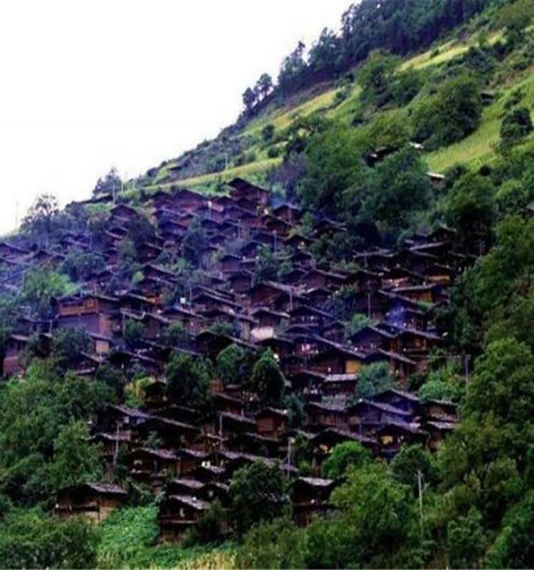 葉枝鎮同樂傈僳族傳統文化保護區