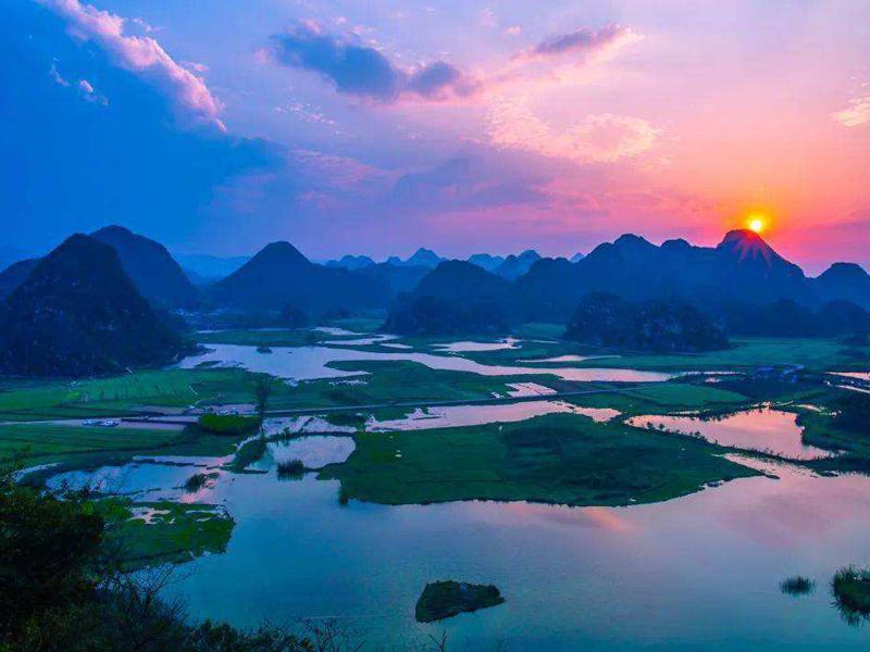 走进云南的文山——淡淡的清爽走进了大众的视野,收藏起来!