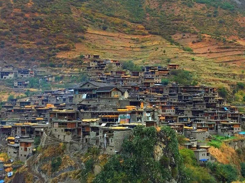 你知道吗?马关八寨有个400多年的神秘古村落