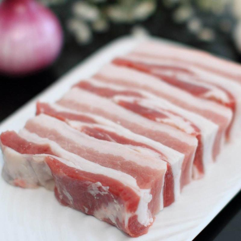 优质五花肉