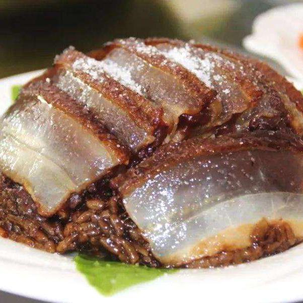 广南豆沙肉
