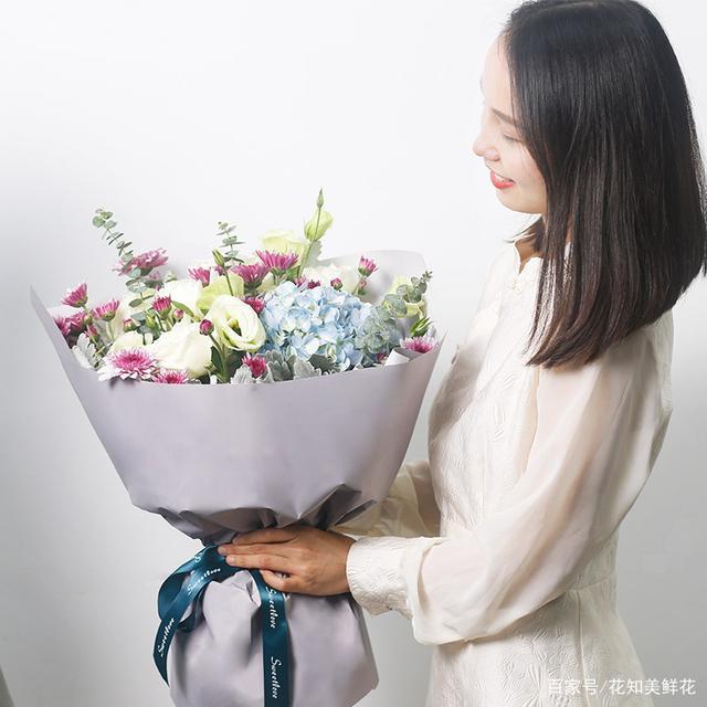 女生最喜欢的礼物是鲜花?理由很简单