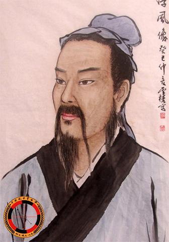 【唐】李淳风:《推背图》作者之一