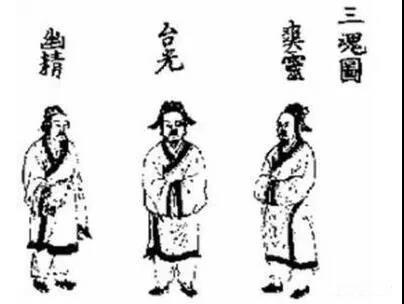 三魂七魄是哪三魂?