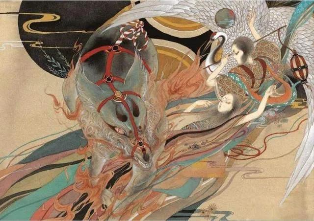 中国神话传说十二神