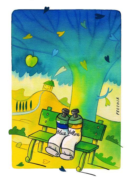 环保漫画带你迎接世界地球日