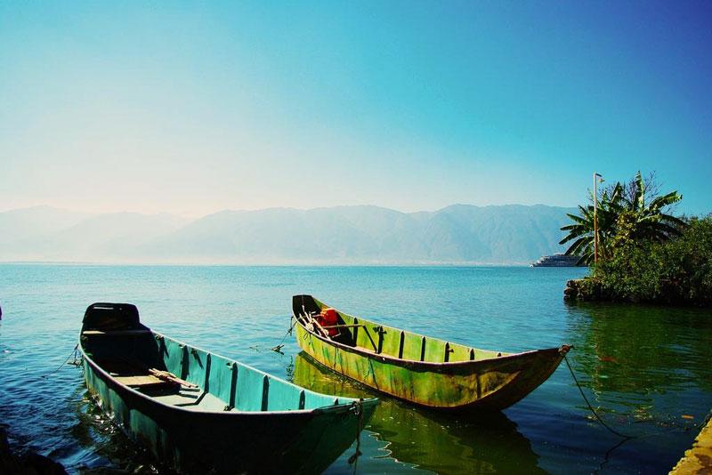 云南旅游攻略,你不能错过的景点,洱海美景不得不去