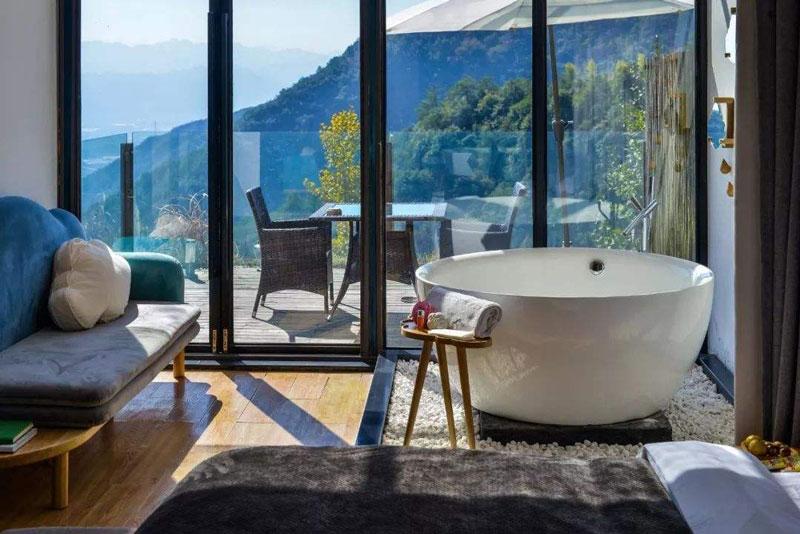 世界上最美的院子 杨丽萍在大理的家