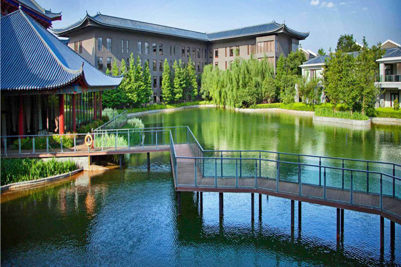 在云南曲靖罗平油菜花最美的时候就住中源酒店