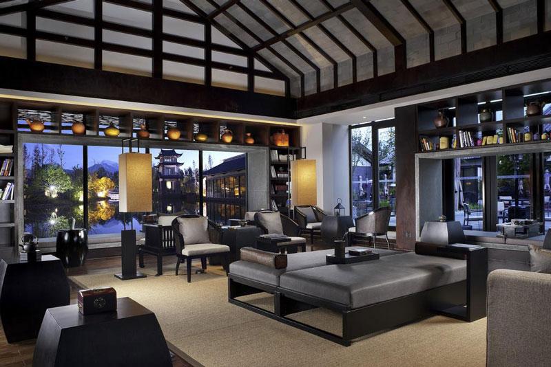 云南丽江铂尔曼酒店丨雪山脚下的宁静