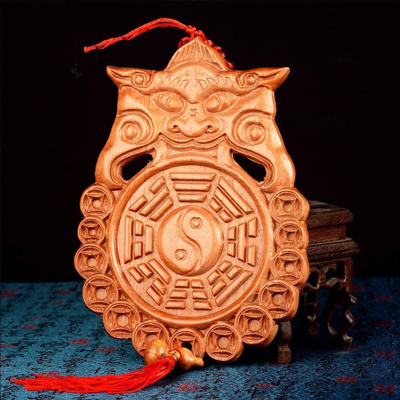 剑川木雕挂件