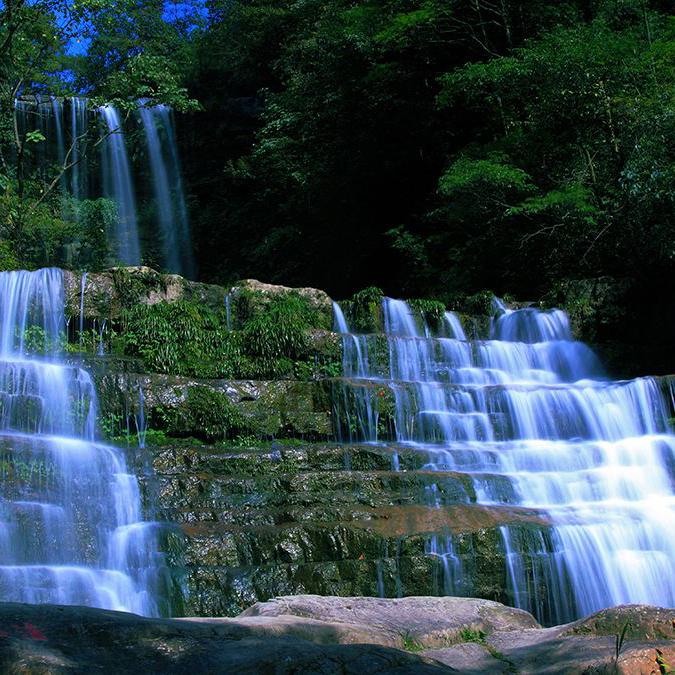 西部大峡谷温泉+黄连河风景区+大山包7日6晚半自助游