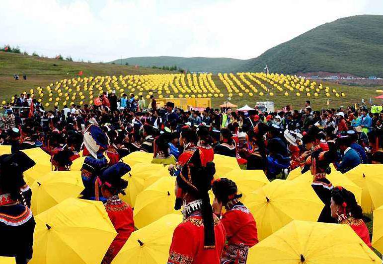 你知道昭觉县的历史文化和民俗风情吗?快来这里了解一下吧