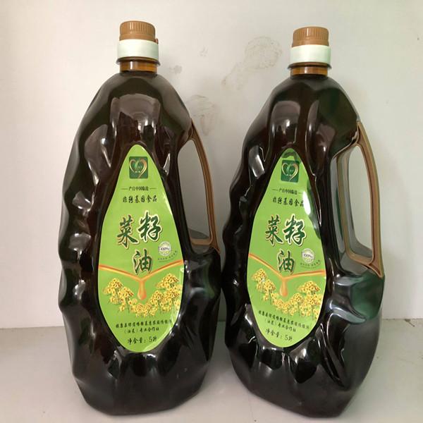 临沧菜籽油5升