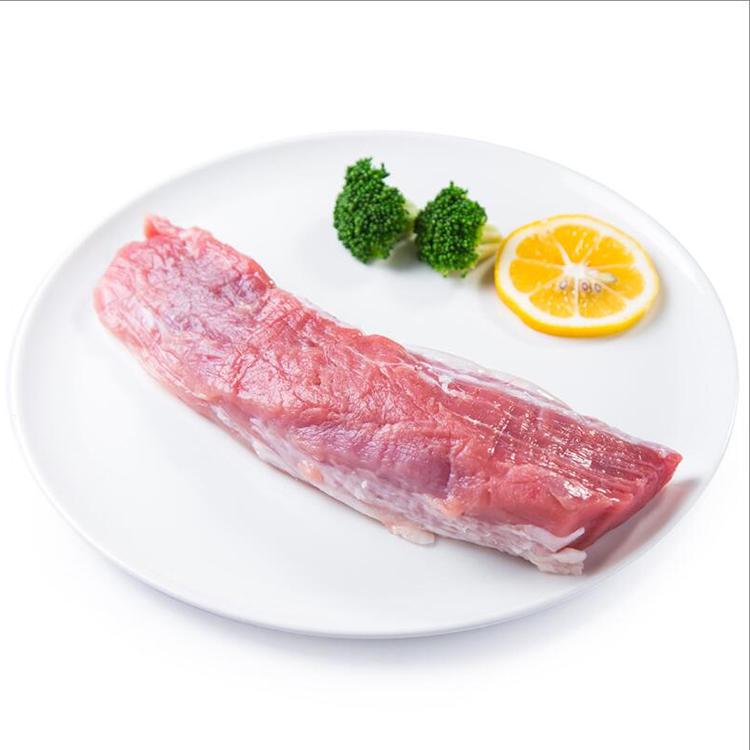 农家新鲜土猪 里脊肉粮食喂养猪小里脊 嫩嫩的