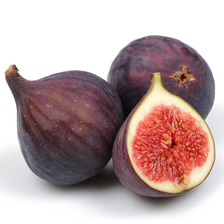 无花果现摘现发红皮四川当季时令水果孕产妇奶非青皮