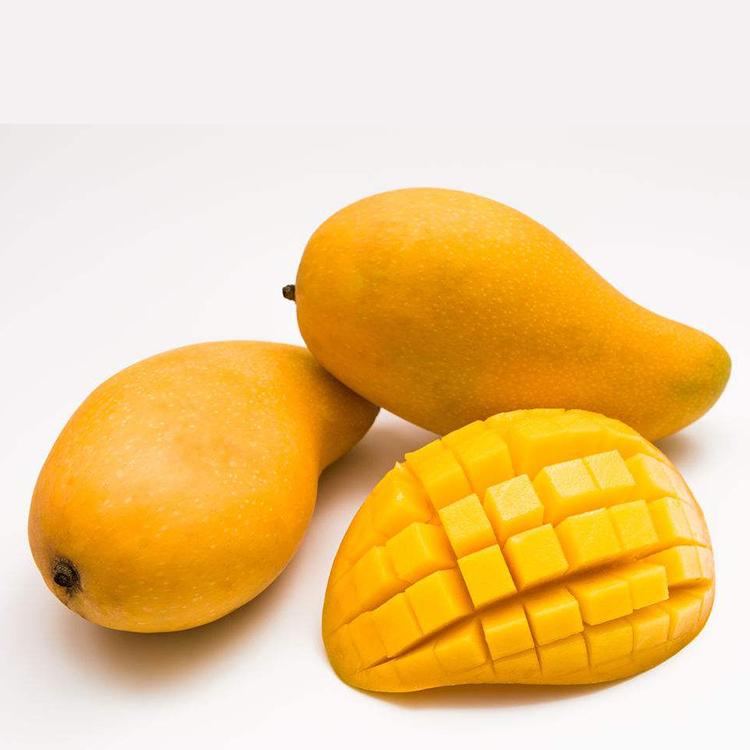 芒果新鲜应季水果果园自种天然绿色无公害