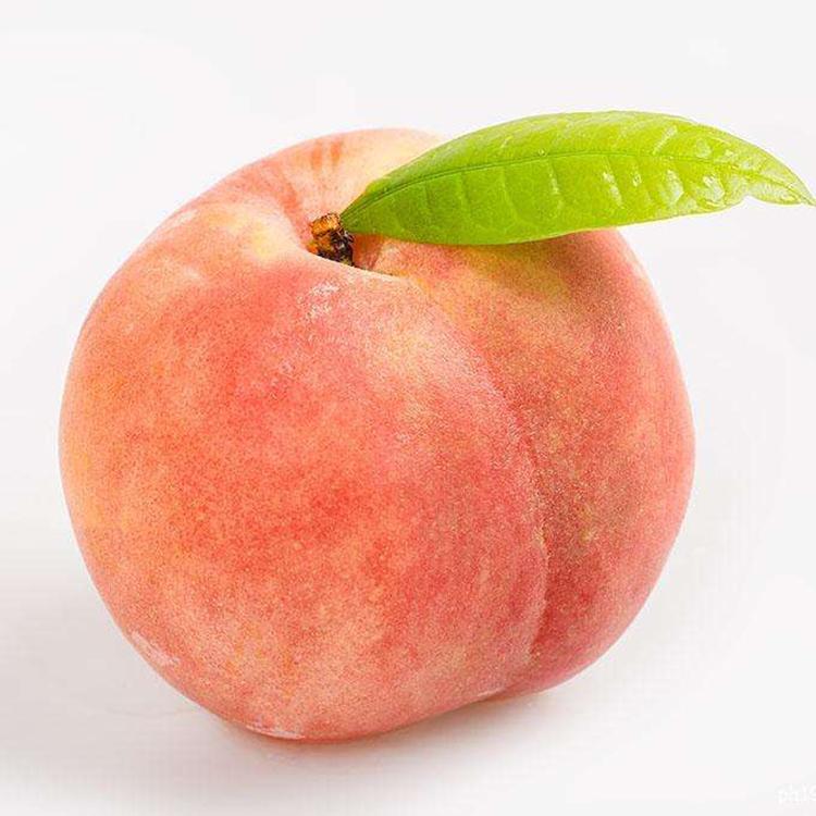 云南高原桃子水果冬桃丽江雪桃脆桃新鲜