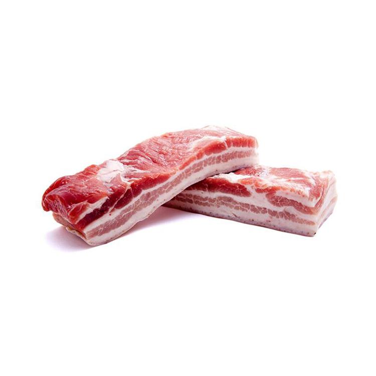 正宗土猪肉 五花肉 农家新鲜散养黑毛猪肉绿色无公害